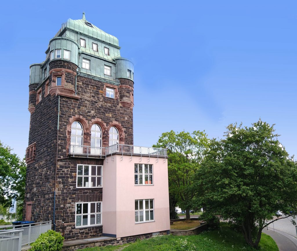 Villa Rheindeich, Physiotherapie